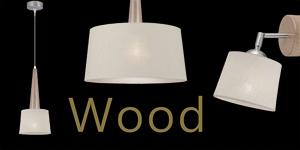 Colección Wood. Ajp Iluminación